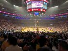 2 Lower Level Tickets Los Angeles Lakers vs Golden State Warriors 4/7 on eBay