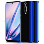 Dual Sim Free 6.3 In Unlocked Cheap Android Mobile Phone Quad Core Smartphone 3g