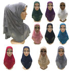 Kyпить One Layer Niqab Long Nikab Burka Veil Face Cover Muslim Hijab Women Burqa Amira на еВаy.соm