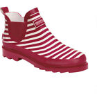 Regatta Womens/Ladies Lady Harper Welly Ankle Height Wellington Boots