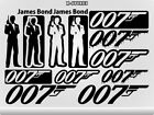 JAMES BOND 007 Stickers Decals Car Truck Motorcycle Smartphones Computers 3I $4.99 USD on eBay
