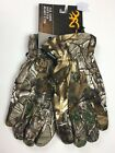 Browning BTU Gloves Hells Canyon Waterproof Insulated Realtree Medium Large XL