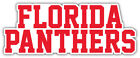 Florida Panthers Slogan NHL Sport Car Bumper Sticker Decal ''SIZES'' $4.5 USD on eBay