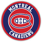 "Montreal Canadiens Logo NHL Sport Car Bumper Sticker Decal ""SIZES"" $4.25 USD on eBay"