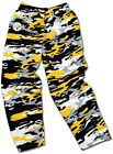 Zubaz NFL Football Men's Pittsburgh Steelers Camo Pants $24.99 USD on eBay