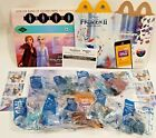 FROZEN 2 🧊 2019 McDonalds Happy Meal Toys #1 - #9 +Sets [IN 💥 STOCK! ]
