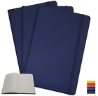 Kyпить Hardcover Notebook Journal 3 Pack - A5 Size - Choice of Color  **Free Shipping** на еВаy.соm
