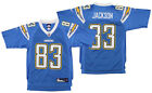 San Diego Chargers Vincent Jackson #83 NFL Mens Vintage Alternate Replica Jersey $19.99 USD on eBay