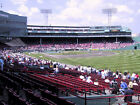 2 RED SOX vs. Yankees 06/14/2020 Sun. Lower Right Field Box 94 Row EE