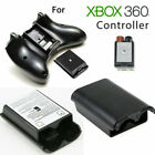 For Xbox 360 Wireless Controller Aa Battery Pack Back Case Cover Holder Shell