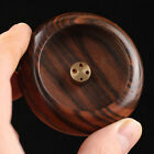 Vintage Wood Wooden Incense Burner Sticks Holder Tray Plate Bowl For Stick Cone cheap