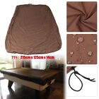 US 7/8/9FT Billiard Pool Table Cover Foot Heavy Duty Fitted Polyester Waterproof $23.99 USD on eBay