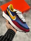 Sacai x Nike LVD Waffle Daybreak Mens Running Shoes Sneakers Trainers