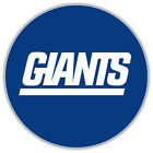"New York Giants Logo NFL Sport Car Bumper Sticker Decal ""SIZES"" $4.25 USD on eBay"
