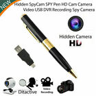 HD Mini Spy Camcorder Pen DVR Monitor Motion  Camera Sound Recorder hidden cam