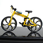 1Pc Bike Model Creative Durable Bicycle Figurine Decor for Collection Decoration