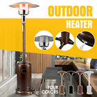 Commercial LP Gas Garden Outdoor Patio Heater Propane Stainless Steel 4 Color