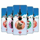 OFFICIAL ANIMAL CLUB INTERNATIONAL CHRISTMAS BALLS BACK CASE FOR SONY PHONES 1