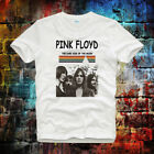 The dark side of the Moon Pink Floyd vintage Tee Top Unisex  T Shirt B667