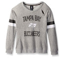Outerstuff NFL Youth Girls Tampa Bay Buccaneers My City Boatneck Sweatshirt $14.99 USD on eBay