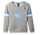 Outerstuff NFL Youth Girls Tennessee Titans My City Boatneck Sweatshirt $14.99 USD on eBay