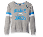 Outerstuff NFL Youth Girls Los Angeles Chargers My City Boatneck Sweatshirt $14.99 USD on eBay