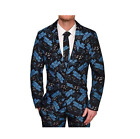 FOCO NFL Men's Carolina Panthers Repeat Logo Ugly Business Suit - 3 Piece Set $59.95 USD on eBay