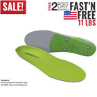 Superfeet GREEN E F Plantar Fasciiltis Insoles Arch Support Orthotic Shoe Insert