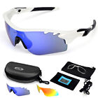 Unisex Cycling Bike Glasses Outdoor Sports Hiking MTB Windproof Bicycle Goggles