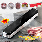 Automatic Food Vacuum Sealer Pack Packaging Machine Kitchen Food Saver + 10  for sale  Shipping to Nigeria
