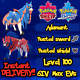Pokemon Sword Shield / Zacian Zamazenta Bundle / 6IV Max EVs / + Rusted Items