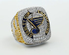 2019 St. Louis Blues Stanley Cup Ring 1:1 duplicated from the original