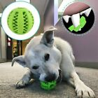 Rubber Pet Elastic Teeth Ball Dog Chew Toys Tooth Cleaning FD