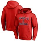Los Angeles Angels Red Victory Arch Big & Tall Pullover Hoodie on Ebay