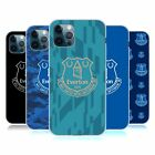 OFFICIAL EVERTON FOOTBALL CLUB CREST SOFT GEL CASE FOR APPLE iPHONE PHONES