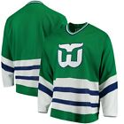 Hartford WHALERS CCM Team Classic NHL Licensed Vintage Jersey size M and 2XL