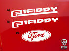 F1 Fiddy ! Fjord F150 F-150 South Park Viking Norse Parody Funny Sticker Decal