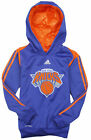 Adidas NBA Youth New York Knicks On Court Pullover Sweatshirt Hoodie, Blue on eBay