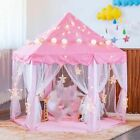 Portable Children's Tent Dry Pool Wigwam Princess Tent For Kids Girl Castle New