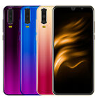 "Unlocked 6.0"" Mobile Phones Andriod 8.1 Quad Core Dual Sim 3g Touch Smartphone"