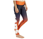 Forever Collectibles NFL Women's Chicago Bears Gradient Print Leggings $24.95 USD on eBay