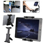 "Universal Music Microphone Stand Holder Mount For 7-12"" Tablet With Bracket Clip"