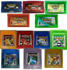 Kyпить Pokemon Gameboy Color/Advance Legacy Pack (All 12 Games!) Ultimate Collection! на еВаy.соm