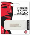 Kingston Data Traveler SE9 G2 32GB 64GB Pen Drive Compatible USB 3.0/2.0