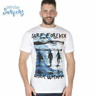 Mens Printed Designer T-Shirts Pure Cotton Novelty America Vintage Tops New UK