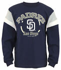 OuterStuff MLB Youth San Diego Padres Long Sleeve Tee, Navy on Ebay
