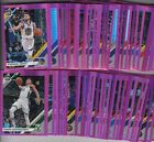 2019-20 19-20 PANINI NBA OPTIC BASKETBALL PURPLE PRIZM PARALLEL'S 1-150 on eBay