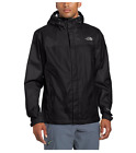 NWT The North Face Men's Venture Rain Jacket Water Proof Black Size L,XL