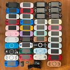 Blue Red Black Coca Cola Sony PSP 3000 PSP 2000 PSP 1000 System Bundle Import