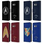OFFICIAL STAR TREK: PICARD BADGES LEATHER BOOK WALLET CASE FOR HTC PHONES 1 on eBay